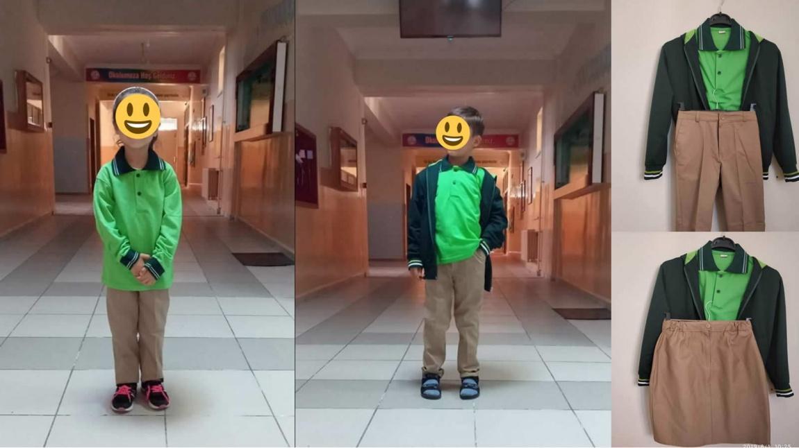 Okul Kıyafetimiz (Değişiklik Yok Devam Ediyoruz)